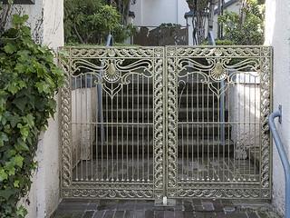Gate, Russian Hill, San Francisco b1753n