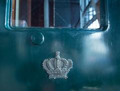 Train World Brussels - Voitures royales (saigneurdeguerre) Tags: europe europa belgique belgië belgien belgium belgica bruxelles brussel brüssel brussels bruxelas ponte antonioponte aponte ponteantonio saigneurdeguerre canon 5d mark iii 3 eos schaerbeek schaarbeek train world musee museum museo trein