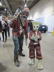 Guardians of the Galaxy Forever (Rukia13) Tags: groot teengroot babygroot starlord gotg guardiansofthegalaxy marvel mcu cosplay calgaryexpo calgarycomicandentertainmentexpo