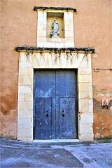 blue doors........... (atsjebosma) Tags: door deur bleu blauw spain ddd maria atsjebosma march maart spanje 2018