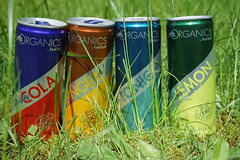 Organics by Red Bull (Like_the_Grand_Canyon) Tags: soda pop soft drink simply cola bitter lemon tonic water ginger ale