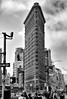 Flat Iron Building in NYC (WilliamND4) Tags: flatiron building blackandwhite nikon d750 nyc city streetphotography