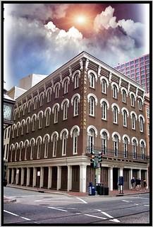 New Orleans  Louisiana - Bank of Louisiana - Historic