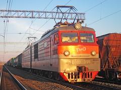 VL10-095 (zauralec) Tags: ржд rzd электровоз локомотив станция поезд train макушино вл10 volvo vl10 station makushino vl10095 095 вл10095