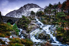 Ogwen Falls (deanallanphotography) Tags: art adventure beauty cascade landscape light mountain ngc natgeo nature outdoor photography river scenic travel view valley water waterfall wales