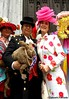 20180401 Easter parade & Bonnet Fest DSCN5304=p3030C f (searabbit25) Tags: takeshiyamada fineartexhibitions museumcollections famous japanese japaneseamerican artist osaka tokyo japan tv painting sculpture photography graphicdesign sideshow freakshow strange banner gaff performance fashiondesign sexy fashion tophat jabot jewelrydesign beautiful victorian gothic goth steampunk dieselpunk fashiondesigner playboy bikini roguetaxidermist roguetaxidermy taxidermist taxidermy specialeffect cabinetofcuriosities dimemuseum seara searabbit coneyisland mythiccreature cryptozoology cryptid brooklyn newyorkcity nyc ny newyork 2018