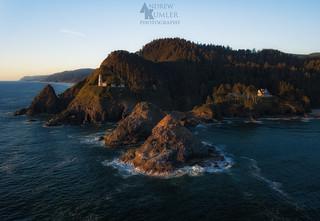 Heceta Headlands, Oregon Coast