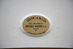 "LT412 ""Mincarlo"" (Mike_47714) Tags: lt412 mincarlo sidewinder trawler boat vessel ship fishing lowestoft brooke marine putford merlin offshore maritime"