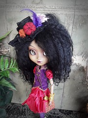 Bonnie de Freddie (Lunalila1) Tags: doll groove junplaning pullip another queen limited descendientes descendants outfit thedescendants freddie bonie parker