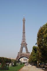 Париж Ейфелева вежа InterNetri  France 003