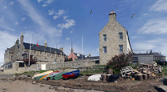 royal findhorn yacht club (stusmith_uk) Tags: scotland coast moray morayfirth findhorn royalfindhornyachtclub april 2018