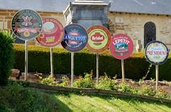Camembert - Le Musée du Camembert (Philippe Aubry) Tags: normandie orne paysdauge camembert muséeducamembert publicités