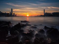 Sunset@HK (kkanok403) Tags: sunset hong kong panasonic g85 g80 olympus 1240 f28 pro m43