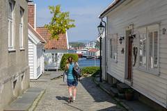 DSC_2647 (Øyvind Andersen) Tags: blue stavanger gamle reise rogaland unesco verenverdig arkitektur architecture norway norge noreg