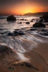 La côte Sauvage (Stéphane Sélo Photographies) Tags: côtesauvage france paysage pentax pentaxk3ii quiberon blending bretagne couchant coucherdesoleil eau landscape morbihan sigma1020f45 sunset water