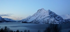 Norge (little_frank) Tags: langfjorden fjord finnmark northern norway nature scandinavia winter sea snow snowy light altafjorden cold horizon skyline mount mountain wild wilderness landscape scenery view