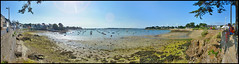 Bretagne - Morbihan -  Presqu'île de Pénerf (denisbrumaud) Tags: bretagne morbihan portsaintgoustan presquîledepénerf pénerf panorama panoramique denisbrumaud
