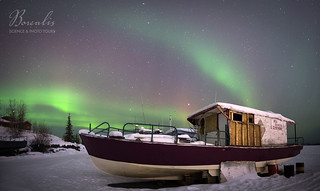 Borealis Science & Photo Tours – 8 March 2018 March 2018