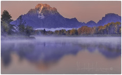 You must remain focused on your journey to greatness (PhotoArt Images) Tags: usa mountmoran lake landscape autumn mist mountains grandteton wyoming photoartimages nature fall beautiful sunrise morningmist reflections nikon2470 nikond810 le leefilters