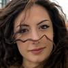 capelli al vento (R.o.b.e.r.t.o.) Tags: francesca ritratto portrait londra london vento wind capelli hair sorriso smile