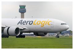 IMG_8455 (b318isp) Tags: eastmidlands airport daald aerologic boeing 777fzn
