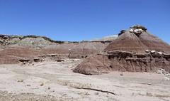 Hills by Horse Bench Dam, Utah (Lon&Queta) Tags: 2016 desert gps landscapes mountains panoramio usa utah unitedstatesofamerica