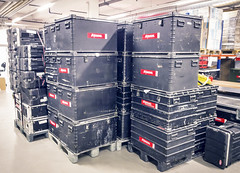 Equipment (RIEDEL Communications) Tags: riedel communications riedelcommunications pyeongchang 2018 pyeongchang2018 equipment comms radios fiber fibre cables cctv cases kisten
