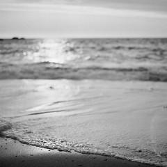 Quand la lumière danse sur l'eau  (when the light dances on the water) (l'imagerie poétique) Tags: mediumformatfilm broncosqa kodaktrix400 kodakfilm selfdeveloped r5monobath filmisnotdead believeinfilm ishootfilm bretagne light bokeh poeticimagery limageriepoétique