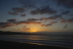End of the day (davebarratt39) Tags: pacific ocean evening california bay monterey sunset