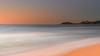 Soft Dawn Seascape and Headland (Merrillie) Tags: daybreak wamberalbeach sand sunrise soft nature australia terrigal surf longexposure wamberal centralcoast newsouthwales waves earlymorning nsw morning beach ocean sea sky landscape coastal seascape outdoors waterscape dawn coast water seaside