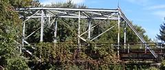 Aetnaville Bridge Wheeling, WV14 (Seth Gaines) Tags: westvirginia wheeling bridge abandoned