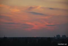 Небо Захід сонця InterNetri Ukraine  24