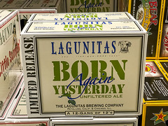 127/365  Lagunitas Born Again Yesterday