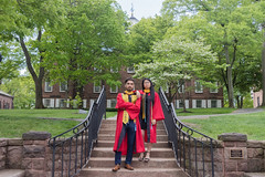 mary&naweed (58 of 101) (justinmay1) Tags: mary naweed grad graduation college rutgersuniversity rutgers collegeave yard