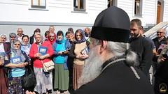 12. Паломники из Сербии в Лавре 15.05.2018 г