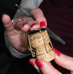 Thanks Debbie (Hear and Their) Tags: wine cork debbie travel agent