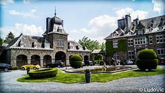 Manoire des Lébioles (03) (Lцdо\/іс) Tags: manoire lébioles spa belgique belgium castle château voyage hotel belgie ardennen ardennes architecture lцdоіс vacance vacation historic romantic place europe europa flickr explore