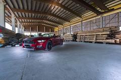 Photostop by Heinrich Benz AG - Weiach - Switzerland (R.Smrekar-CH) Tags: cabrio mustang indoor 000500 d750 smrekar 2018 switzerland