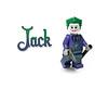 Jack the Jokester (Brent Waller) Tags: lego batman jack nicholson tim burton minifigs minifig minifigures 89 1989