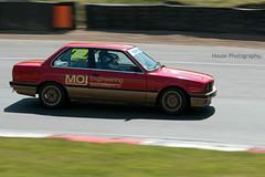 Racing Saloons BMW 325i ({House} Photography) Tags: toyo tires racing saloons brands hatch uk kent fawkham gp circuit race motor motorsport sport canon 70d housephotography timothyhouse 70200 f4 bmw 325i 3 series