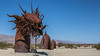 Galleta Meadows Sea Serpent (Bob Worthington Photography) Tags: borrego051918 anzaborrego skyart serpent metal sculpture