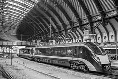 Grand Central, Station, Old York (I'mDKB) Tags: 2014 october railway york imdkb lightroom5 lr5 station grandcentral nikond600 1835mm 1835mmf3545g adelante class180 zephyr 50914 180114 grandcentralclass180dmsla