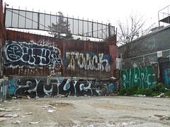 (gordon gekkoh) Tags: onty touch rveng 2much oakland graffiti