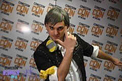 Comicdom Con Athens 2018: Prejudging - by SpirosK photography: Anime guy (SpirosK photography) Tags: cosplay cosplaycontest costumeplay prejudging photoshoot portrait spiroskphotography male man anime manga comicdomconathens2018 comicdomcon2018 comicdomconathens comicdom2018