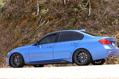 BMW F30 335i on TSW Bathurst 2 (tswalloywheels1) Tags: bmw f30 3series 335i 328i 330i 340i canyon road driving tsw rotary forged flow form bathurst concave aftermarket wheel wheels rim rims alloy alloys