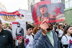 Commemorate of 103rd of Armenian Genocide (Spotter_CY) Tags: γενοκτονία αρμενίων armenian genocide 1915 thessaloniki greece armenians greeks protest youth ottoman empire hellas enver pasha makedonia salonica հայոց ցեղասպանություն թեսաղոնիկե հունաստան ελλάδα turkish turkey crimes macedoniagreece timeless macedonian macédoine mazedonien μακεδονια македонија