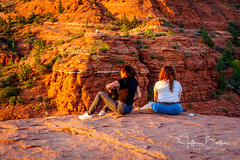 Sedona Sunset (Jeffrey Balfus (thx for 2.5 Million views)) Tags: sedona sonya9 golf