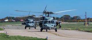 US Navy Sikorsky SH-60 Seahawk's