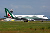 Alitalia Cityliner Embraer ERJ-170-200STD EI-RDM (Mario Alberto Ravasio) Tags: alitalia cityliner embraer erj170200std eirdm mxpairport planespotting