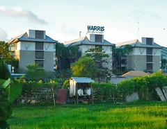 Simple life, man (Ya, saya inBaliTimur (leaving)) Tags: denpasar bali building gedung arsitektur architecture hotel